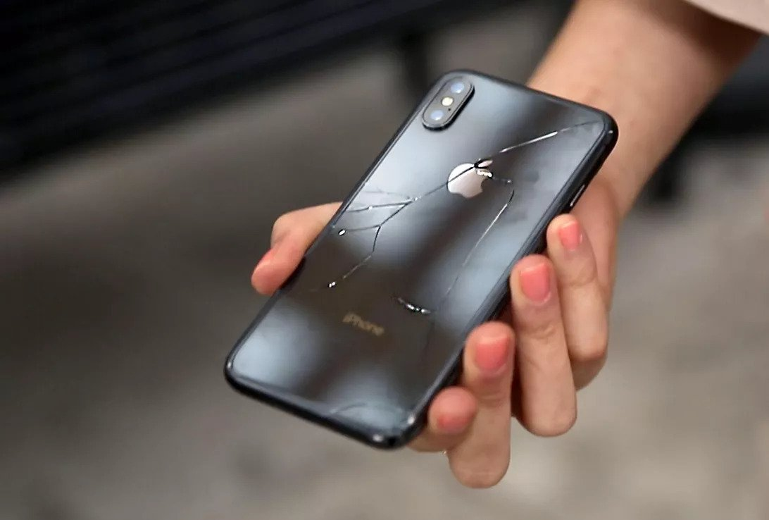iphone x back glass repair cost