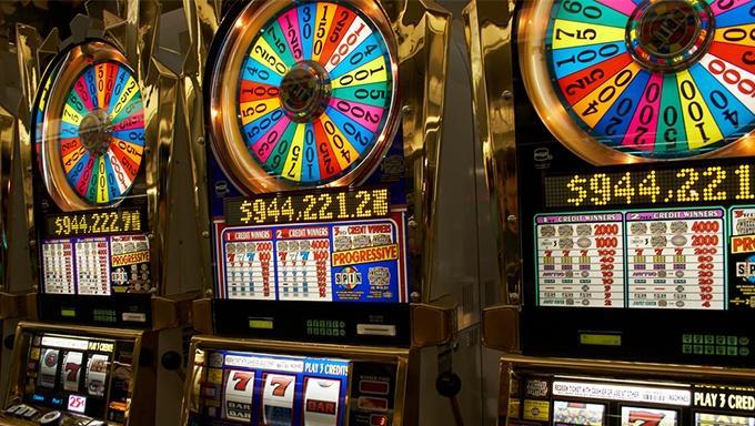 Slot Machine Progressive Controller