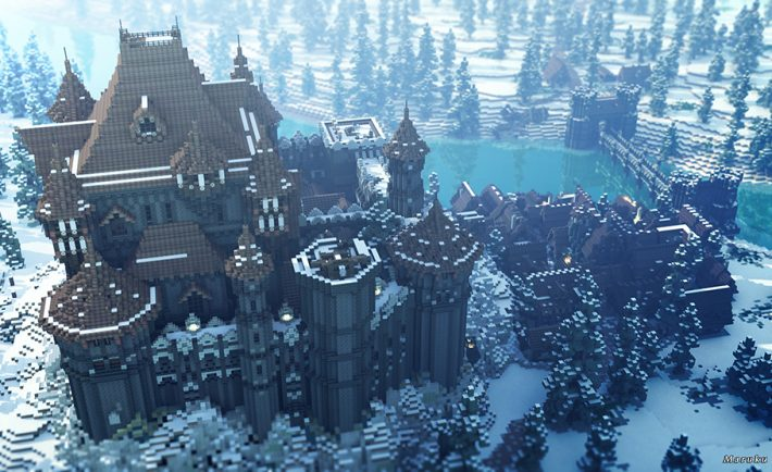 200+ Best Minecraft Creations - InfiniGEEK